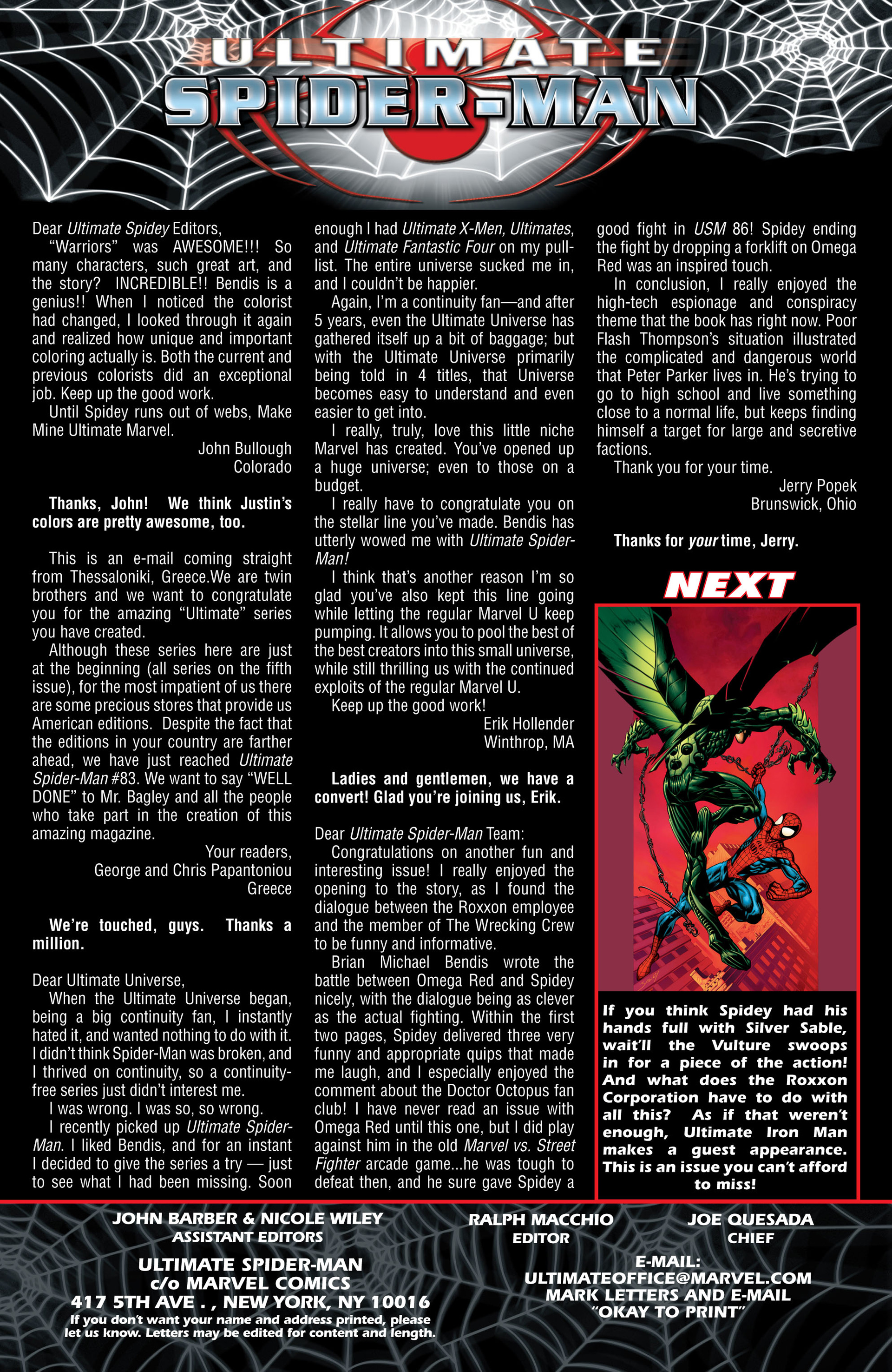 Ultimate Spider-Man (2000) Issue #89 #93 - English 22
