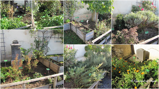 A Spoonful of Thyme Medieval Kitchen and Herb Garden