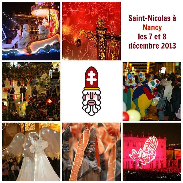 Rendez-vous les 7 et 8 décembre à Nancy pour fêter la Saint-Nicolas !