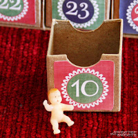 Advent Calendar: Teach the True Story of Christmas by Tricia @ SweeterThanSweets