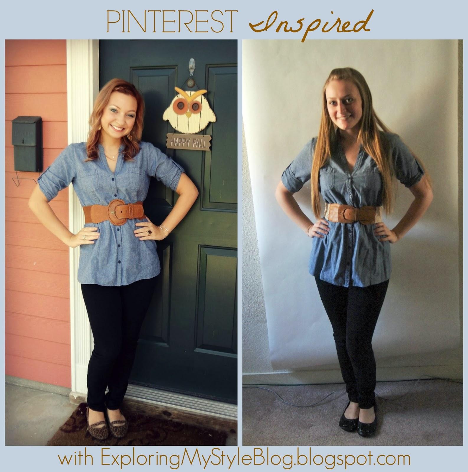 Jeans And Flats Pinterest Belt Black Jeans Flats