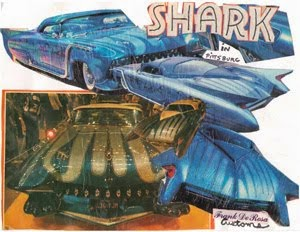 "'60 CAD ""THE SHARK"" - 2"