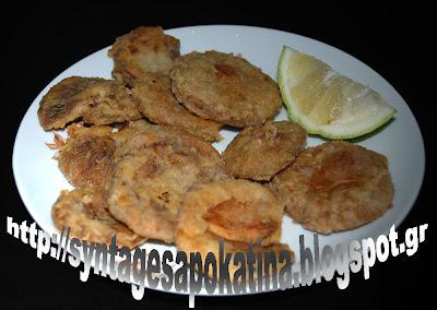 μανιτάρια τηγανητά http://syntagesapokatina.blogspot.gr