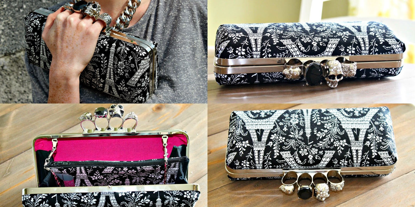 Gothica clutch LP Designed for you