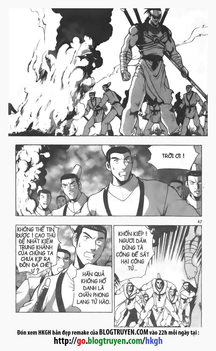 Hiệp Khách Giang Hồ - Hiệp Khách Giang Hồ Chap 119 - Pic 9