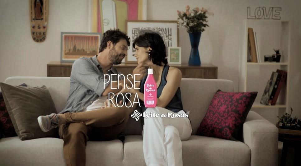 11:21 cria novo comercial de TV para Leite de Rosas