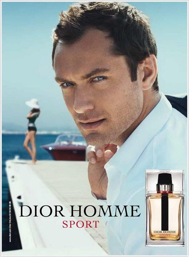 Nob: Dior Homme Fragrance Ad Campaign - 135.4KB