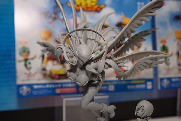 [Novidades] Figuras com personagens de Digimon 02, Angemon e Angewomon! Angewomon