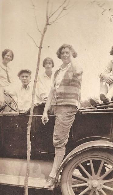 Virginia Cole 1925