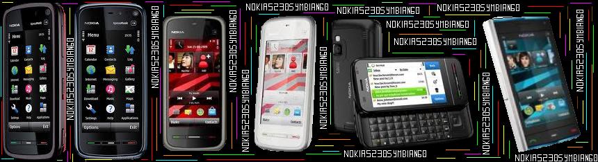 Nokia 5230 - 5233