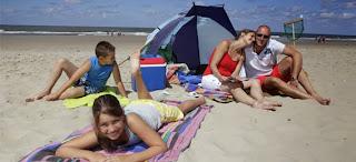 Bungalow Texel Familienurlaub