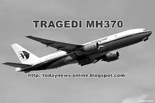UPDATED NEWS MH370