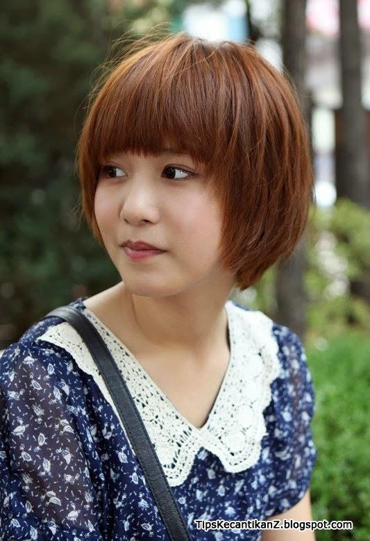 gaya rambut pendek wanita Korea.jpg