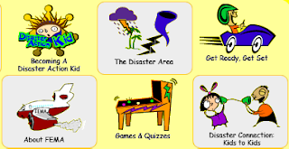 Free Disaster Action Kid Certificates