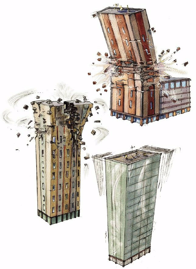 Arquitectura sismo resistente de arkitectura for Estructura arquitectura