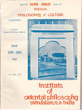 Indian Philosophy & Culture