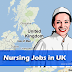 Urgent hiring of 120 nurses for UK