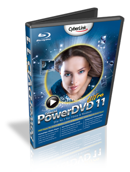Download CyberLink PowerDVD 11 Ultra + Sérial