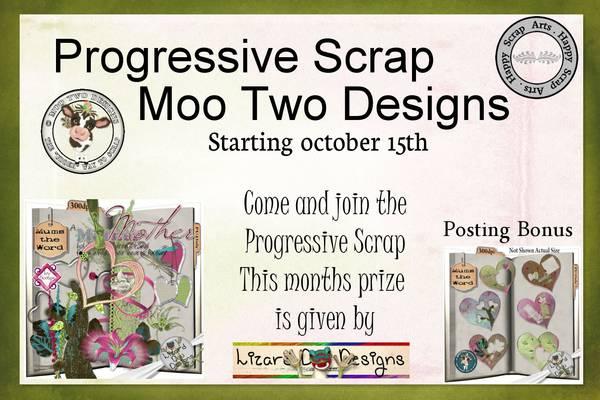 progressive challenge in oktober..