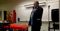 Video Lakota Bill Means at AIM West II Part II