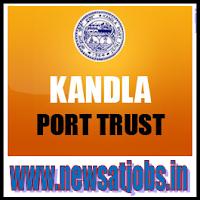 kandla+port+trust+recruitment