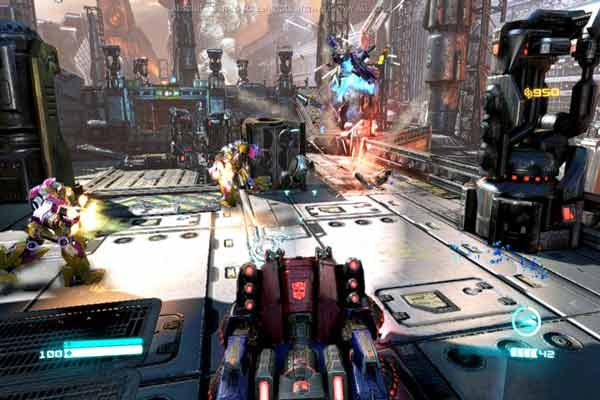 Transformers Fall of Cybertron (2012) Full Version PC Game Cracked