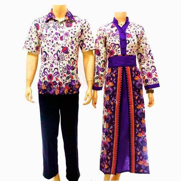 Sarimbit Batik Gamis Solo Kode Sg 465