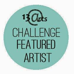 13arts October 2014 challenge #23
