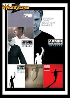 Armin Van Buuren - Discografia Completa Mp3