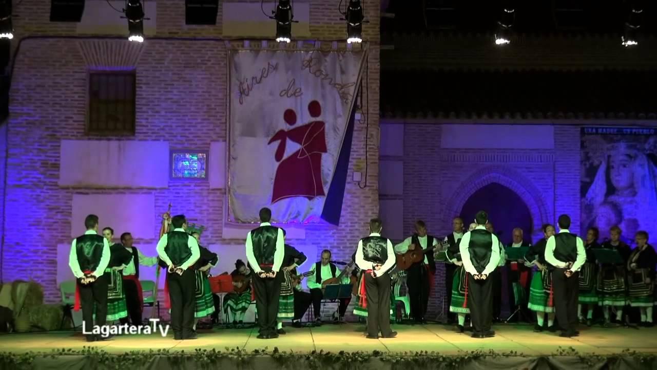 Festival folclorico en Fuensalida el sábado 28 de agosto