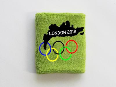 2012 london olympics sports wristbands