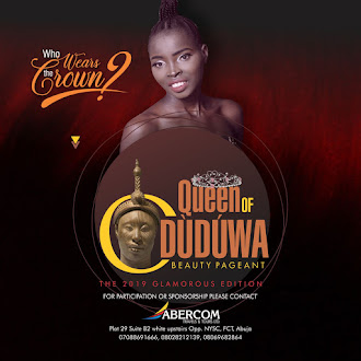 The Queen Of Oduduwa