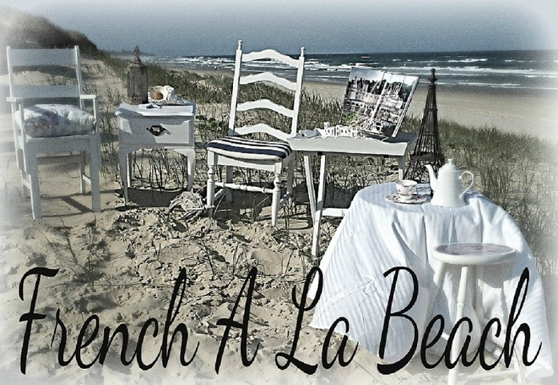 French a la Beach