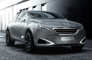 Peugeot SXC Concept Wallpapers