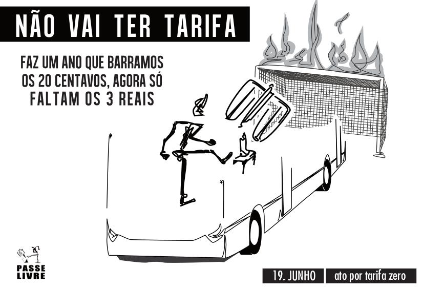 #tarifazero #passelivre