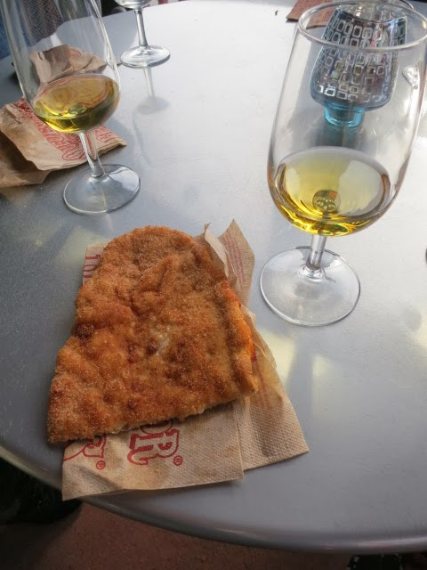 Canadian Beavertails and Chardonnay Icewine at Pillitteri Estates Winery