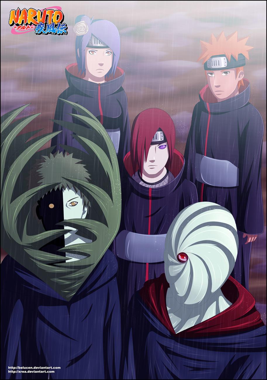 Naruto chap 611 Trang 17 - Mangak.info
