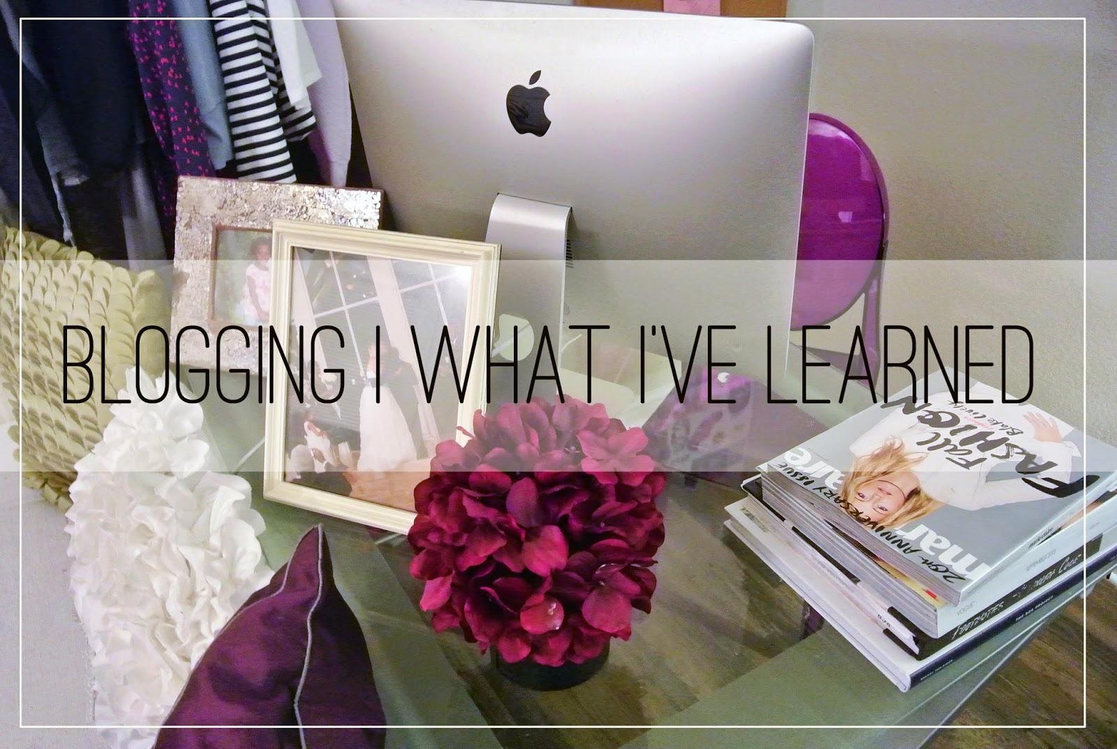 Blogging tips, plus size blogging tips