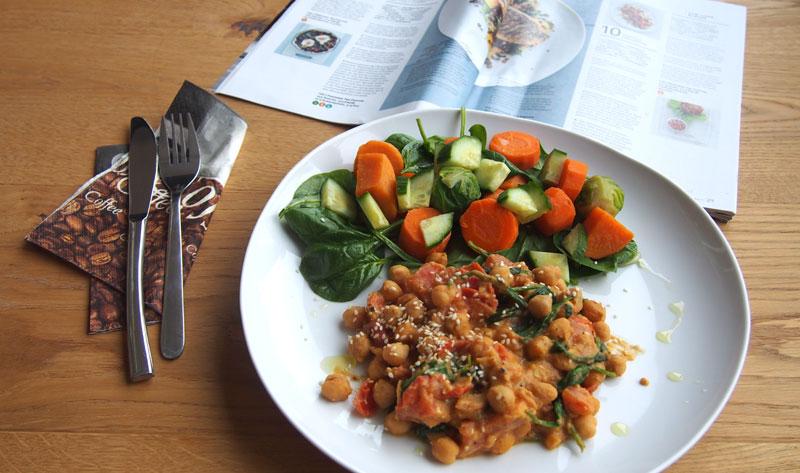Terveellinen Tammikuu -ruokavalio