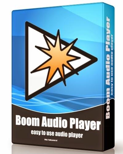 Boom Audio Player