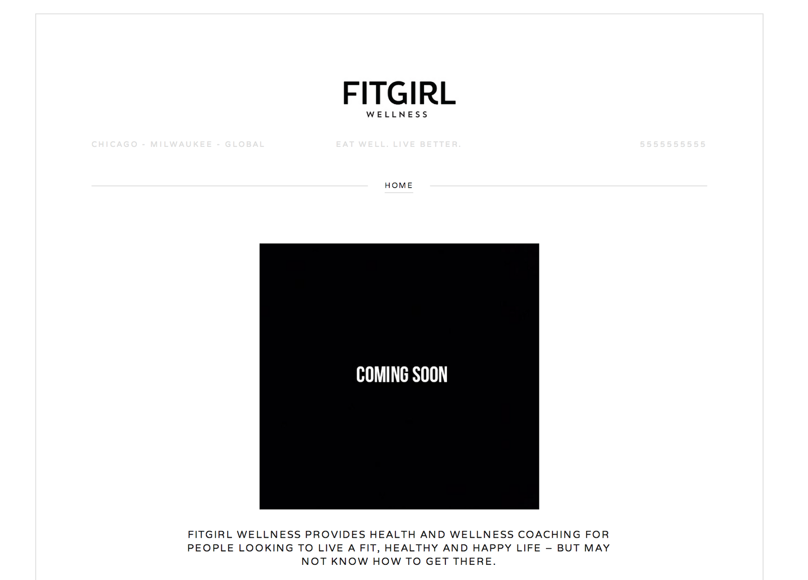 FitGirl Wellness Preview