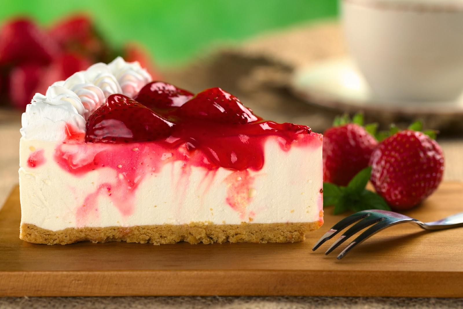 Un cheesecake MORTAL!!!! ~ Recetas sencillamente ...