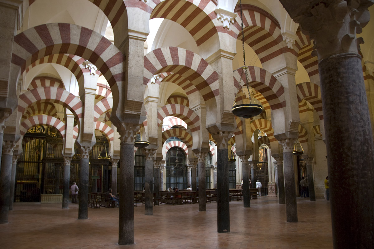 Great mosque of cordoba travel and tourism for Mezquita de cordoba interior