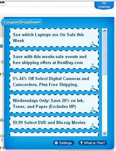 Ads by coupondropdown removal mac