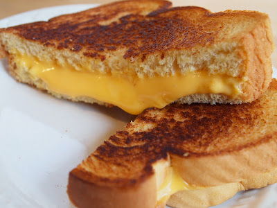 April 12: National Grilled Cheese Sandwich Day