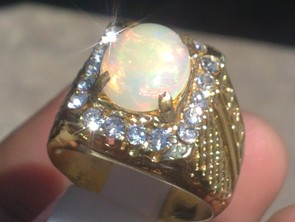 natural opal afrika