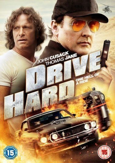 Download Films Drive Hard (2014) BluRay 720p