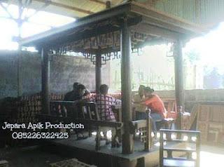 gazebo kelapa kayu glugu