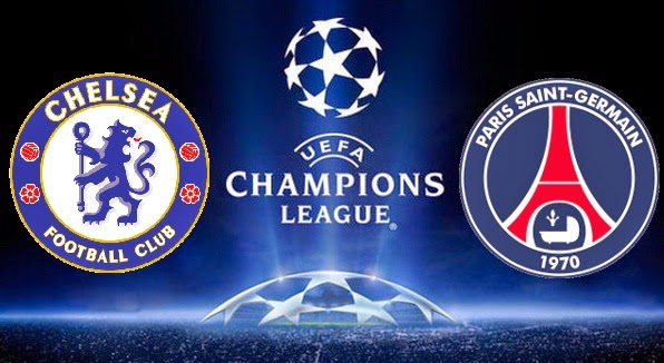 Preview Chelsea Vs PSG (Agg 1-1)