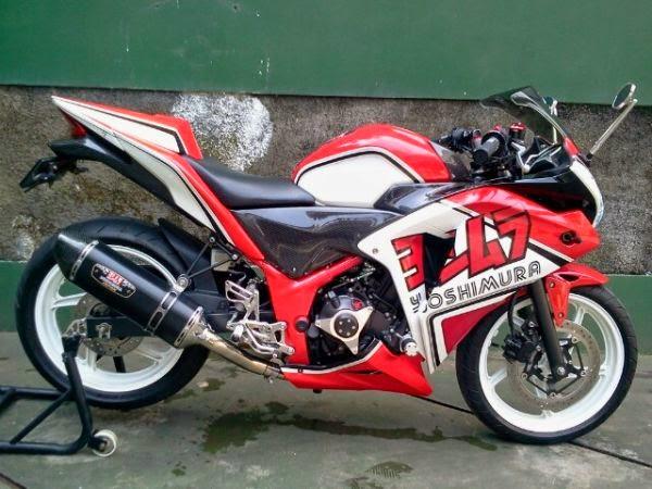 Foto Modifikasi Honda CBR 250R Terbaru